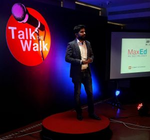 MaxEd Talk the Walk